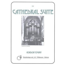 Cathedral Suite . Oeuvre pour orgue . h young