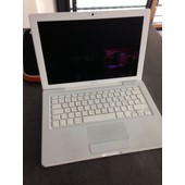 MacBook unibody blanc a1181 13