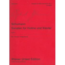 Sonates pour violon et piano – Volume 1 Partition - Violon et Piano