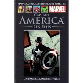 Marvel Comics La Collection De R�f�rence-Captain America : Les �lus 36