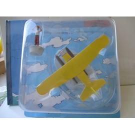 Avion Tintin N�1: L'hydravion Jaune