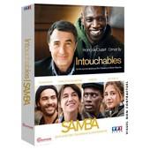 Intouchables + Samba - Pack de Olivier Nakache