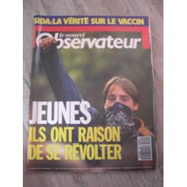 Nouvel Observateur (Le) N� 1355 Du 25/10/1990