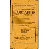 Geographie De La France. de Pigeonneau