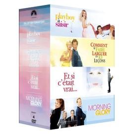 Image Paramount Collection Romantique Playboy À Saisir + Comment Se Faire Larguer En 10 Leçons + Et Si Cétait Vrai... + Morning Glory Pack