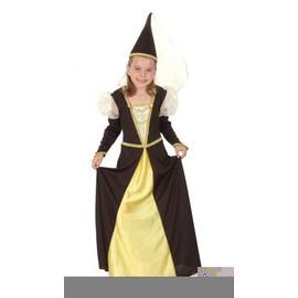 D�guisement Princesse M�di�vale Fille, Taille 10 � 12 Ans