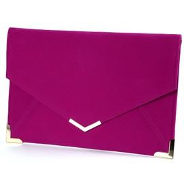 Velours Pochette Mariage Soiree Sac � Main Enveloppe Chaine Bandouliere Velvet Clutch Bag