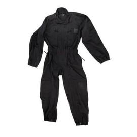 Combinaison Swat Double Zip Noir Miltec 11730002 Airsoft Unite Police Specialisee Etats Unis