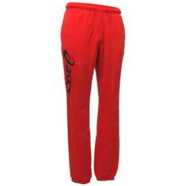 Pantalon De Surv�tement Asics Sigma Red/Black Pantsurvt Rouge 26503