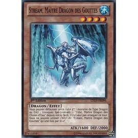 Stream, Ma�tre Dragon Des Gouttes Ltgy-Fr096 Yu-Gi-Oh ! Le Seigneur De La Galaxie Tachyon X2