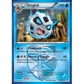 Oniglali (Reverse) 22/101 Explosion Plasma Vf