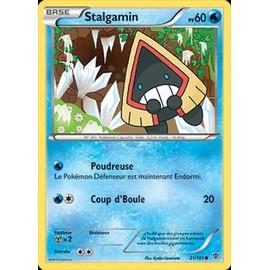 Stalgamin (Reverse) 21/101 Explosion Plasma Vf