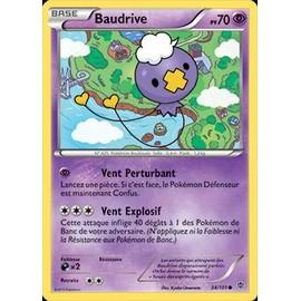 Baudrive (Reverse) 34/101 Explosion Plasma Vf