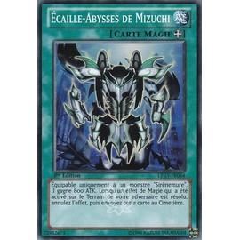 Ecaille-Abysses De Mizuchi Ltgy-Fr064 Yu-Gi-Oh ! Le Seigneur De La Galaxie Tachyon