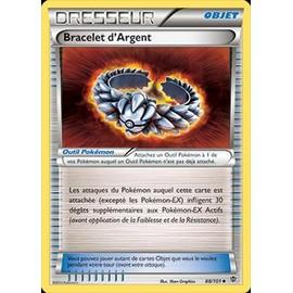 Bracelet D'argent (Reverse) 88/101 Explosion Plasma Vf