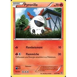 Pyronille (Reverse) 12/101 Explosion Plasma Vf