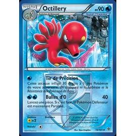 Octillery (Reverse) 19/101 Explosion Plasma Vf