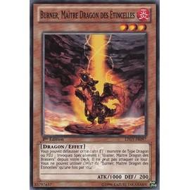 Burner, Ma�tre Dragon Des Etincelles Ltgy-Fr097 Yu-Gi-Oh ! Le Seigneur De La Galaxie Tachyon
