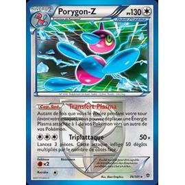 Porygon Z (Reverse) 74/101 Explosion Plasma Vf