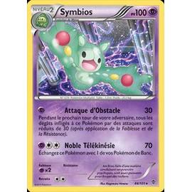 Symbios (Reverse) 44/101 Explosion Plasma Vf