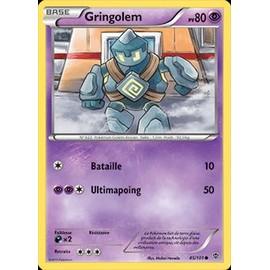 Gringolem (Reverse) 45/101 Explosion Plasma Vf