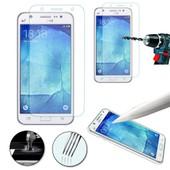 Samsung Galaxy J5 Sm-J500f: 1 Film De Protection D'�cran Verre Tremp�
