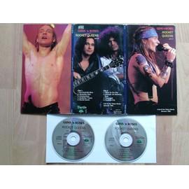 GUNS N ROSES - ROCKET QUEENS PART 2 (LONGBOX 2 CD LIVE TOKYO 1992)