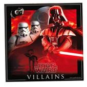 Pack De 20 Serviettes En Papier Star Wars Classique Disney