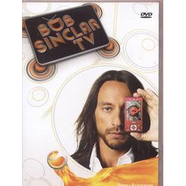 Bob Sinclar TV [Dvd Samp Mini Reportages musicaux sur les Tournées de B.Sinclar dans le monde]