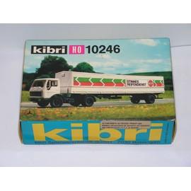 KIBRI maquette de camion semi-remorque HO