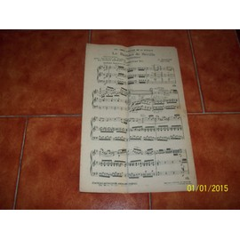 transcription pour harmonie et fanfare pour le barbier de seville ,le masque ,serenade ,romeo et juliette