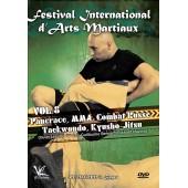 Festival International D'arts Martiaux : Pancrace, Mma, Combat Russe, Taekwondo & Kyusho-Jitsu - Vol. 7 de Mario Masberg