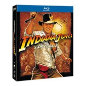 Indiana Jones - La Quadrilogie - Blu-Ray de Steven Spielberg