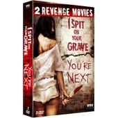 2 Revenge Movies : I Spit On Your Grave + You're Next - Pack de Adam Wingard