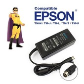 Chargeur 24V type PS-180 Imprimantes Epson TM-H / TM-J / TM-L / TM-T / TM-U NEUF