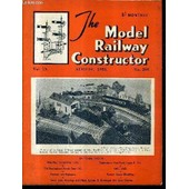 The Model Railway Constructor Vol 18 N�209 August 1951 - Overture And Beginners - Preparing For The Superstructure - The Second Edition Of A Two Rail Em Layout - Lynton And Barnstaple ... de COLLECTIF