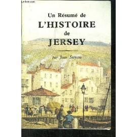 Occasion, Un Resume De L Histoire De Jersey d'occasion  Livré partout en France