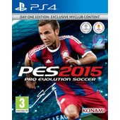 Pro Evolution Soccer 2015 - Pes 2015 - Edition Day One