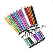 20x Stylus Stylo Mini Tactile �cran Pen Pour T�l�phone Pda Tablette Ipad Iphone