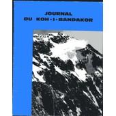 Journal Du Koh-I-Bandakor de Pierre Vidailhet