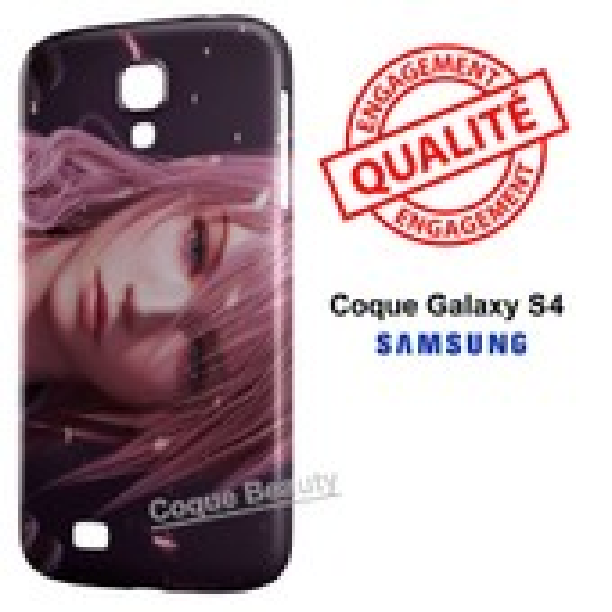 Coque Galaxy S4 Lightning - Final Fantasy Xiii