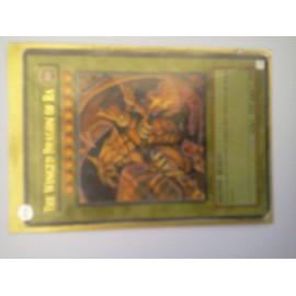The Winged Dragon of Ra ( Dragon Ailé de Ra ) - Yu-Gi-Oh ! - Gb1-002 - En - Ur