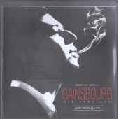 Cd Sampler 6 Titres Bof Gainsbourg Vie H�roique + Bof Anna Les 2, Pochette Plastique Tr�s Rare