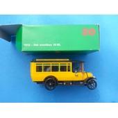 Rio 20 - Fiat Omnibus 18 Bl Jaune/Noir 1:43