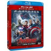 Avengers : L'�re D'ultron - Combo Blu-Ray3d + Blu-Ray2d de Joss Whedon