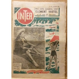 Inter 145 (Gail Russel, Jeux Olympiques Londres, Tito, Hodja, Claude Dauphin)