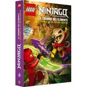 Lego Ninjago, Les Ma�tres Du Spinjitzu - Saison 4 - Le Tournoi Des �l�ments