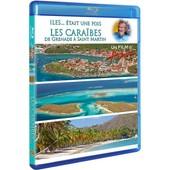 Antoine - Iles... �tait Une Fois - Les Cara�bes, De Grenade � Saint-Martin - Blu-Ray de Antoine