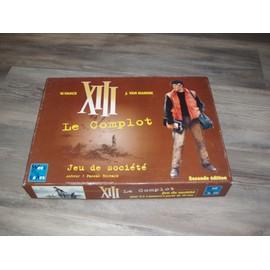 13 Le Complot Seconde Edition