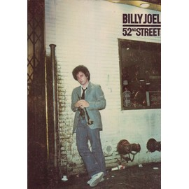 Billy Joel 52nd Street (and another)